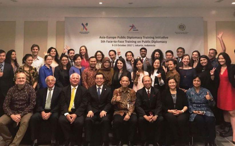 Kemlu Beri Pelatihan Diplomasi Publik pada Negara Mitra ASEM